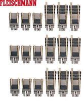 Fleischmann N 9153-S Ergänzungs-Set für Drehscheibe 9152 (3 Stück) - NEU + OVP