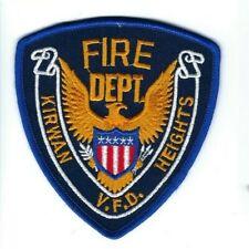 Kirwan Heights (Allegheny Co.) PA Pennsylvania Volunteer Fire Dept. patch