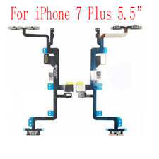 "For iPhone 7 Plus 5.5"" Power On Volume Side Button Mute Silent Switch Flex Cable"