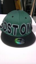 BOSTON SNAPBACK SPORT CAP ONE SIZE FITS ALL (M0888)