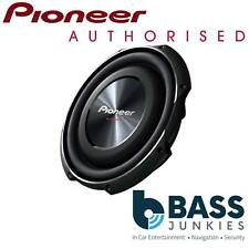 Pioneer TS-SW2502S4 25cm Shallow-Type 1200W Single Voice Coil Subwoofer