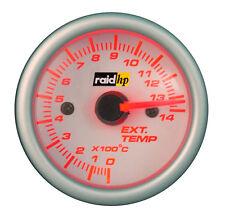 Raid SR-Line Abgastemperatur Anzeige Zusatzinstrument,Instrument 52mm ohn.Sensor