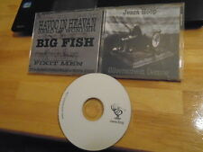 MEGA RARE Jesca Hoop DEMO CD Silverscreen Demos INDEPENDENT RELEASE Ditty Bops !