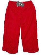 Pantalon Pirata Mujer Womens Lotto Color Rojo Talla XL.
