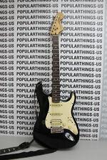 Fender Squier Stratocaster Standard Black Electric Guitar