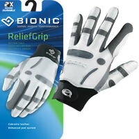 Bionic Golf Glove -ReliefGrip- Mens Left Hand - Hand & Joint Protection LARGE