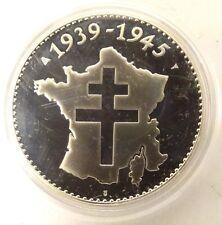 Médaille Seconde Guerre Mondiale 39-45 - 6 juin 1944 Débarquement de Normandie