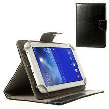 """Flip Case/Tablet-Tasche - Universal 7"""" Zoll - Schwarz Schutz-Hülle"""
