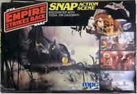MPC Model Star Wars  Empire Strikes Back - Encounter w/Yoda on Dagobah Fair