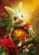 APPLEONE Jigsaw Puzzle 108-081 Alice In Wonderland (108 Pieces)