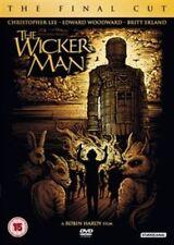 WICKER MAN, THE - 40TH ANNIVERSARY NEW REGION 2 DVD