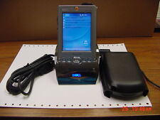 Dell Axim Hc02U Pocket Pc W/Usb Charging Dock & Power Supply&Caddy Bundle