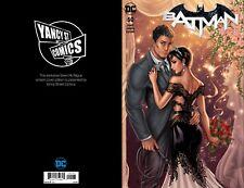 Batman #50 Wedding Yancy St Comics Exclusive Variant Dawn McTeigue SIGNED