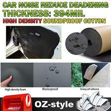 2SQM 394mil Car Sound Proof Shield Insulation Noise Deadening Acoustic Foam Mat