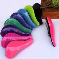 NEW TT Magic Handle Tangle Detangling Comb Shower Hair Brush Salon Styling Tamer