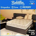 Doppelmatratze 140X190 H25 CM 9 Zone Differenzierte Memory Foam Duck günstig