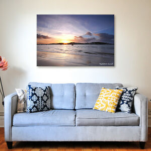 Appledore Canvas - Various Sizes - North Devon Canvas - Ready to Hang