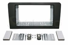 AUDI A3 2006-2012 Radio Stereo Installation Dash Kit Standard 2DIN SATIN BLACK