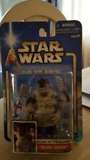 STAR WARS CARDED SAGA ATTACK THE CLONES AOTC DEXTER JETTSTER CORUSCANT INFORMANT