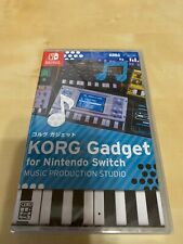 KORG Gadget Nintendo Switch Detune Brand NEW Factory Sealed! USA Seller