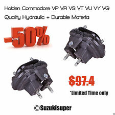 Set of 2 Engine Mounts Holden Commodore VN VP VR VS VT VX VY V6  Front LH + RH