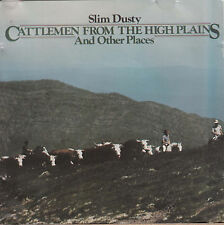 Slim Dusty Cattlemen from the high plains CD 1987