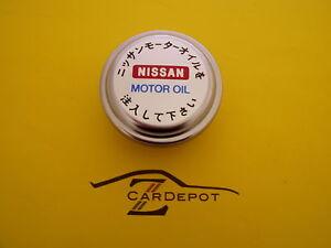 Datsun Roadster Fairlady 1965-70 Engine Oil Fill Filler Cap Lid  NEW OEM 613