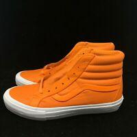 Vans New SK8-HI Reissue ST Autumn Orange Unisex Men's Women's Shoes VN0A3DPOOHU