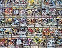 Pokemon TCG Lot of 100 Random Japanese Cards - GX HOLO Rares - 100% AUTHENTIC
