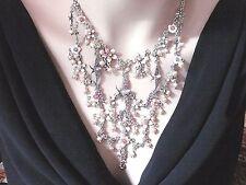 PILGRIM Kette Halskette Collier, Schwalbe, Statement Kette,Schmuck, Modeschmuck.