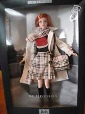 Barbie BURBERRY,original