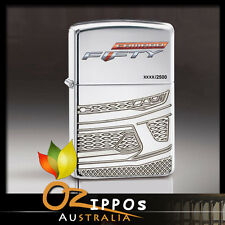 Zippo Chevy Camaro 50th Anniversary Limited Edition 29478--- Free Shipping