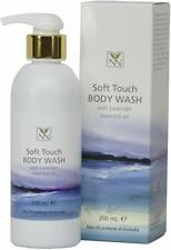 Soft Touch Body Wash, Lavender essential oil, 200ml - Made with Pure Emu Oil