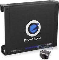 PLANET AUDIO 1200W Anarchy 2-Channel MOSFET Power Car Amplifier | AC1200.2