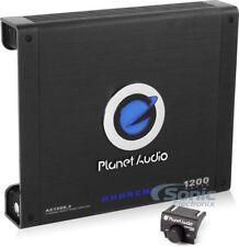 PLANET AUDIO 1200W Anarchy 2-Channel MOSFET Power Car Amplifier   AC1200.2