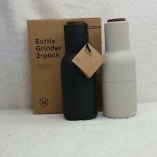 Bottle Grinder 2-Pack Salt Pepper Menu Brand Danish Design Store Norm Architects