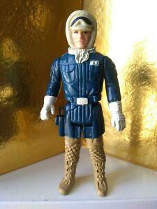 Figurine Star Wars vintage Han Solo Hoth LFL 1980