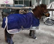 WeatherBeeta Freestyle Pony 1200D Lite Regendecke ungefüttert 5'3 (115 cm) Navy