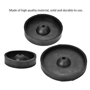 3/4/5inch Wax Casting Rubber Sprue Bases For Perforated Flasks Cylinders Vacuum