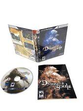 Demon's Souls (Sony PlayStation 3, 2009) Complete Black Label