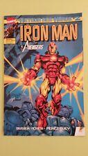 comics iron man le retour des héros n°2