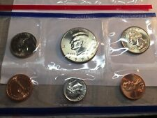 1996 United States Mint Uncirculated Coin Set W DIME