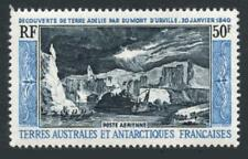 French Southern & Antarctic Territories: 1965 Discovery of Adelie Land (C7) Mint