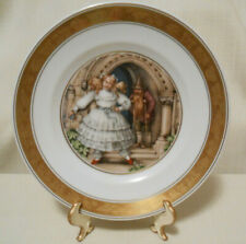 Royal Copenhagen Hans Christian Andersen Plate The Red Shoes
