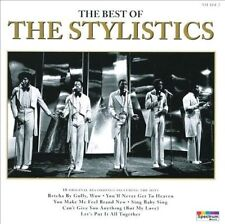 THE STYLISTICS The Best Of CD BRAND NEW Greatest Hits