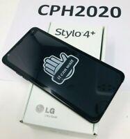 """LG Stylo 4+ LMQ710WA AT&T GSM - 6.2"""" Screen - 32GB Phonem  Aurora Black Unlocked"""