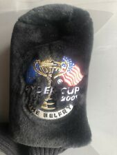 New listing Ryder Cup 2001 Head Cover - The Belfry