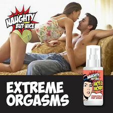 NAUGHTY BUT NICE HOT & HORNY STIMULATING GEL FOR WOMEN – EXTREME ORGASMS