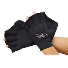Neoprene Quick Fast Paddle Hand Training Paddle Diving Swim Surf Webbed Gloves