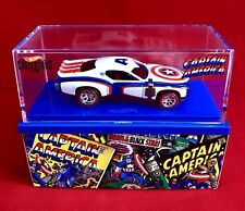 Hot Wheels Avengers Captain America 75th Anniversary Car RLC Exclusive Worthy